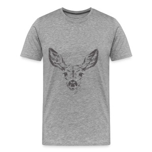 Fawn deer - Men's Premium T-Shirt