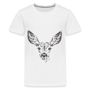 Fawn deer - Kids' Premium T-Shirt
