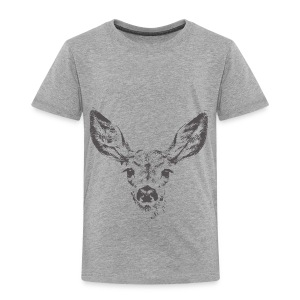 Fawn deer - Toddler Premium T-Shirt