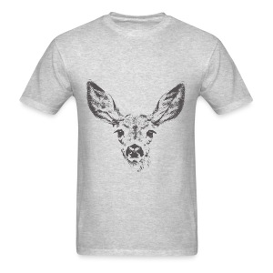 Fawn deer - Men's T-Shirt