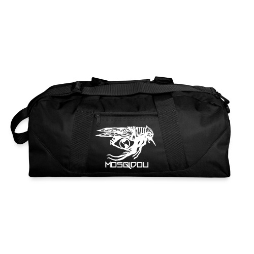 Special Delivery | White Logo  - Duffel Bag