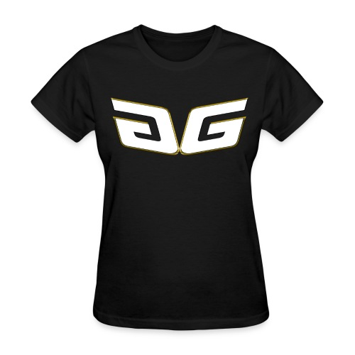Women's Premium GG T-Shirt Orig. White Logo - Women's T-Shirt