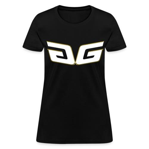 Women's Premium GG T-Shirt Orig. White Logo - Women's T-Shirt