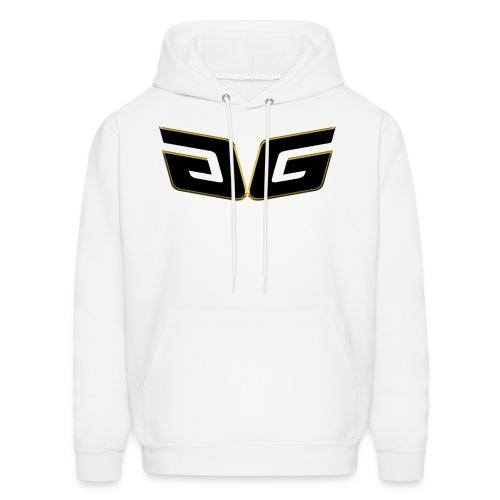 Men's Premium GG Hoodie Orig. Black Logo - Men's Hoodie