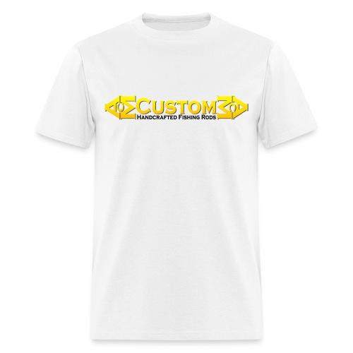 ACM Custom Rods Classic Logo Tee - Men's T-Shirt
