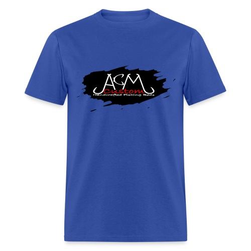 ACM Custom Rods Hook Splash Logo Tee - Men's T-Shirt