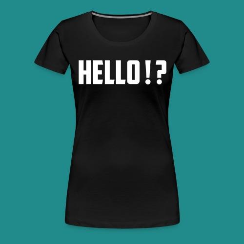Equinox Premium Women Shirt - Women's Premium T-Shirt