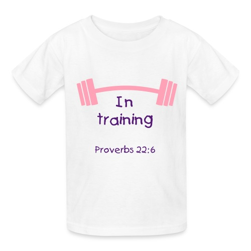 Train up a Child - Kids' T-Shirt