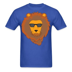 Shady Lion - Men's T-Shirt