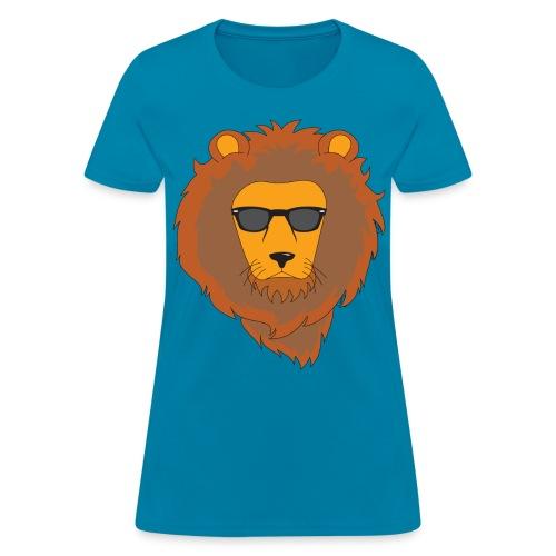 Shady Lion - Women's T-Shirt