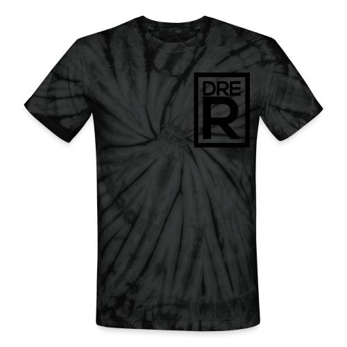 Dre R Logo T-Shirt - Unisex Tie Dye T-Shirt