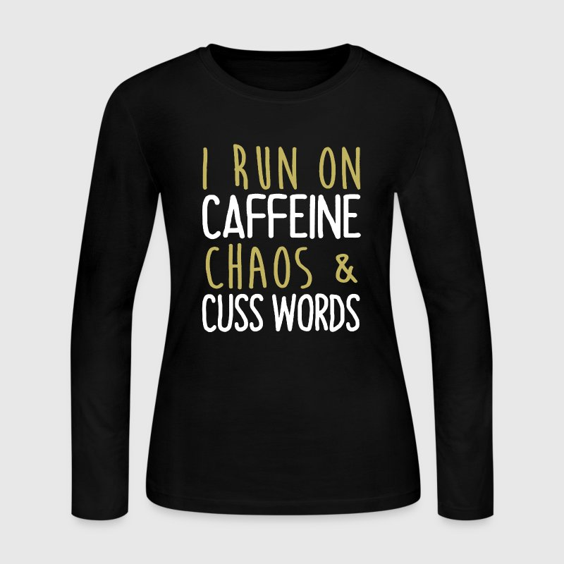 Chaos Shirt - Women's Long Sleeve Jersey T-Shirt