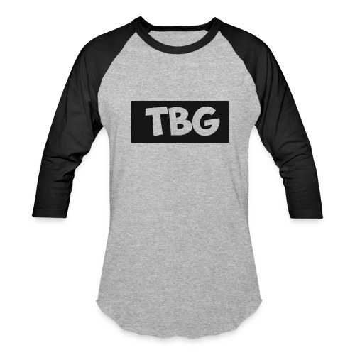 TheBanditGamer Long Sleeve T-Shirt - Baseball T-Shirt