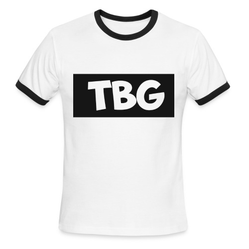 TheBanditGamer Short Sleeve T-Shirt - Men's Ringer T-Shirt
