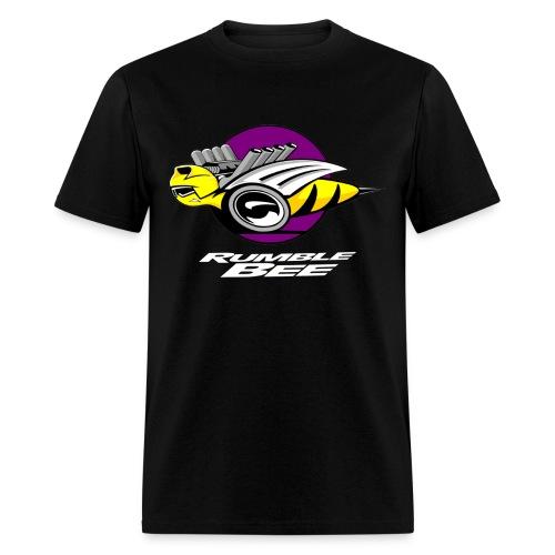 rumble bee - Men's T-Shirt