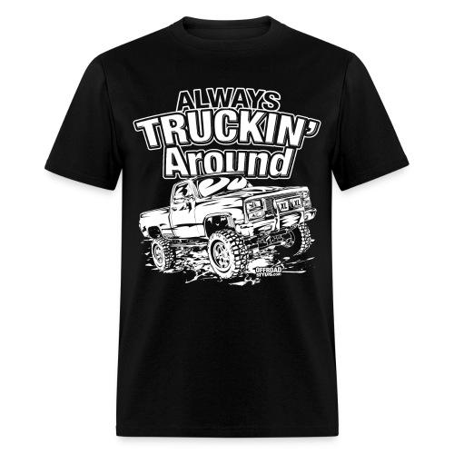 Truck - Men's T-Shirt