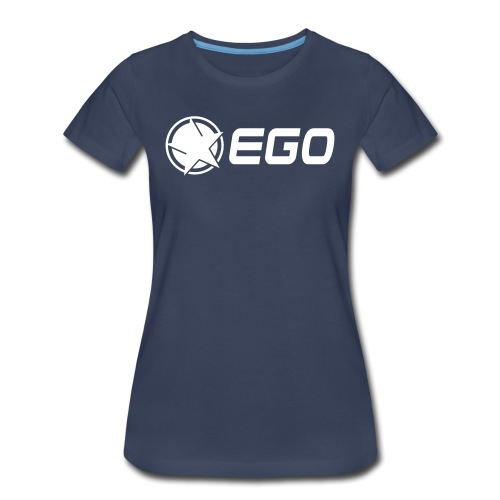 EGO Ladies Shirt - Women's Premium T-Shirt