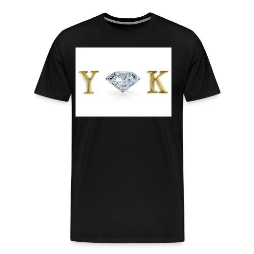 Yak T-Shirts - Men's Premium T-Shirt