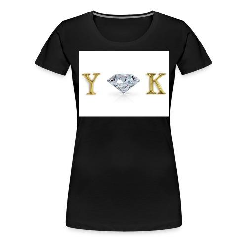 Yak Women T-Shirt - Women's Premium T-Shirt