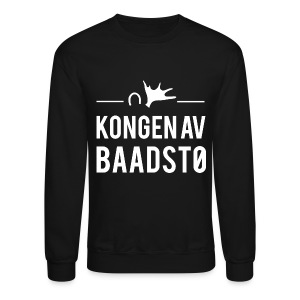 Sweatshirt svart - Crewneck Sweatshirt