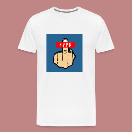 F*** HYPE Tee - Men's Premium T-Shirt
