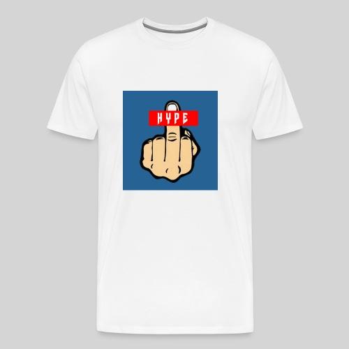 F*** HYPE Tee - Men's Premium T-Shirt