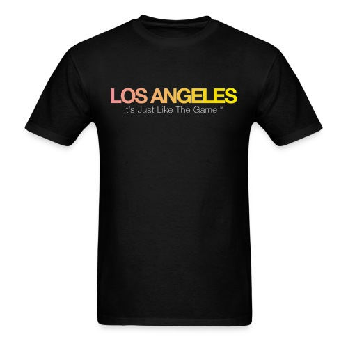 It's Just Like The Game (Men's) - Men's T-Shirt
