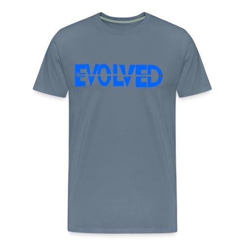 Evolved-Flight - Men's Premium T-Shirt