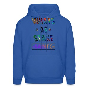 What's At Stake Men's Sweatshirt - Men's Hoodie