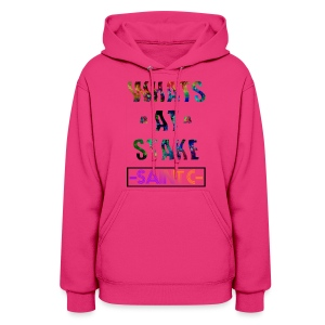 What's At Stake Women's Sweatshirt - Women's Hoodie