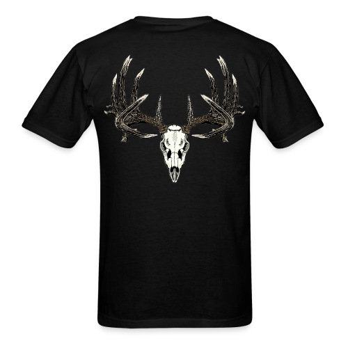 Deer Head - Men's T-Shirt