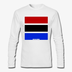 The Blox (Long Sleeve) - Men's Long Sleeve T-Shirt by Next Level