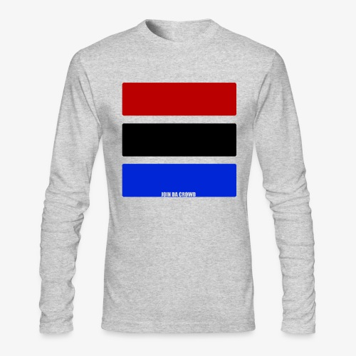The Blox (Long Sleeve) - Men's Long Sleeve T-Shirt by Next Level