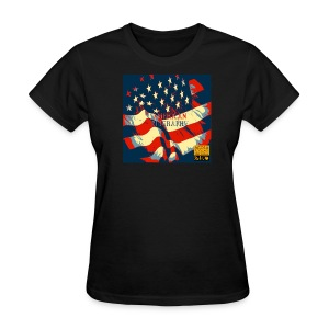 American Biography Logo Shirt - Women's T-Shirt