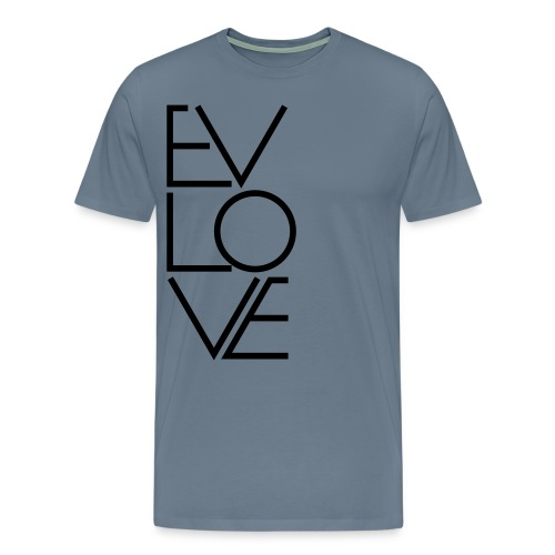 EVLOVE - Not Just Spelled Wrong - Men's Premium T-Shirt