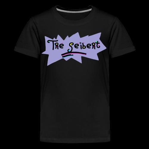 Kid's Tre Seibert T-Shirt - Kids' Premium T-Shirt