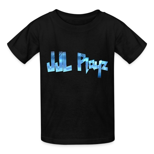 JJL Playz Kids' T-Shirt - Black - Kids' T-Shirt