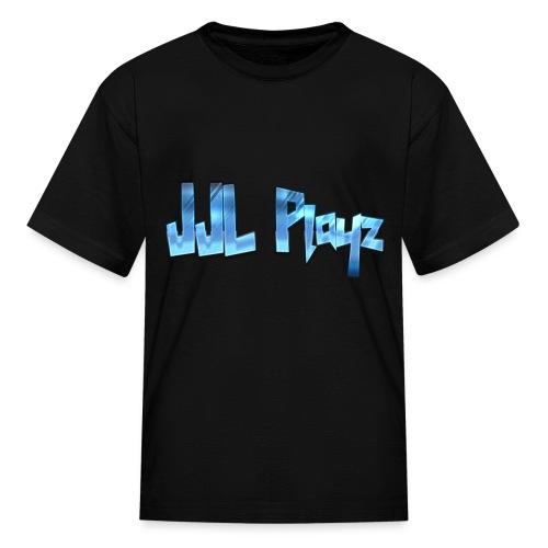 JJL Playz Kids' T-Shirt - Black - Kids' T-Shirt