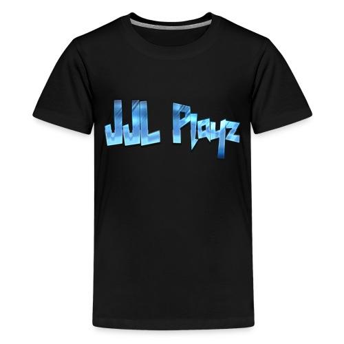 JJL Playz Kids' Premium T-Shirt - Black - Kids' Premium T-Shirt