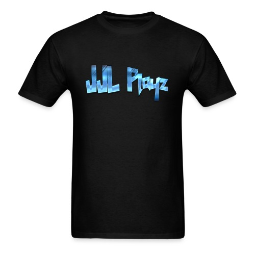 JJL Playz Men's T-Shirt - Black - Men's T-Shirt