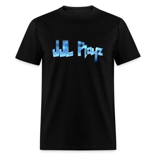 JJL Playz Men's T-Shirt - Black - Men's T-Shirt