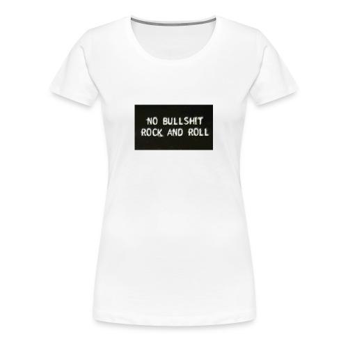 THE JAWS T WOMEN - Women's Premium T-Shirt
