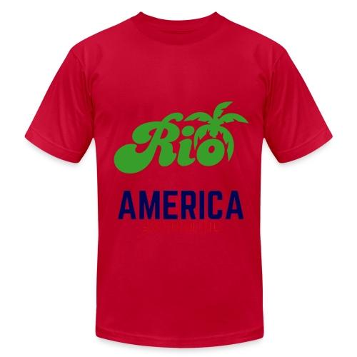 Rio America - Men's Fine Jersey T-Shirt