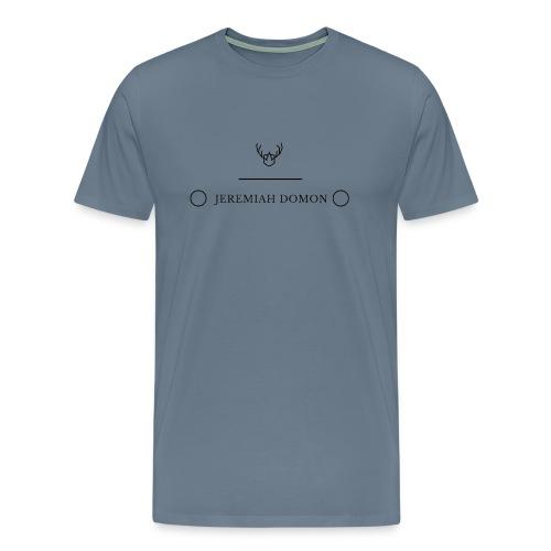 Men's Steel Blue Tee - Men's Premium T-Shirt