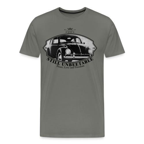Retro beetle - Men's Premium T-Shirt