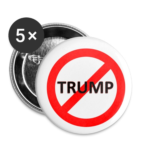 Stop TRUMP Buttons - Small Buttons