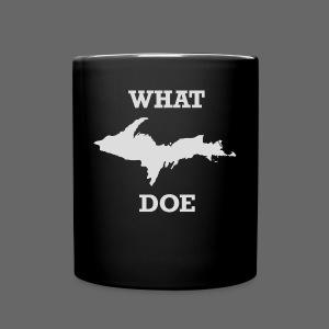 What U.P. Doe - Full Color Mug