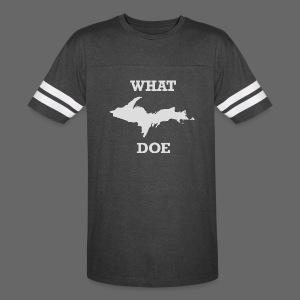 What U.P. Doe - Vintage Sport T-Shirt