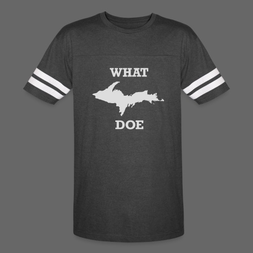 What U.P. Doe - Vintage Sport T-Shirt