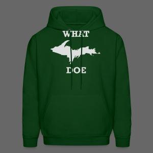 What U.P. Doe - Men's Hoodie
